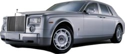 Hire a Rolls Royce Phantom or Bentley Arnage from Cars for Stars (Manchester) for your wedding or civil ceremony