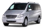 Chauffeur driven Mercedes Viano people carrier - Up to 7 passengers in comfort, from Cars for Stars (Manchester)